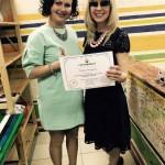 """Участники Программы """"12 шагов к счастью"""" по окончанию получают Сертификат. Приятно, трогательно и радостно!)"""